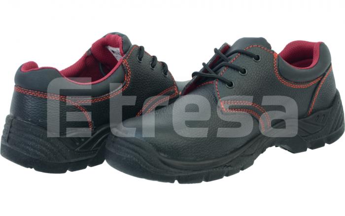 Fridrich S1, Pantofi de Protectie Cu Bombeu Din Otel 0