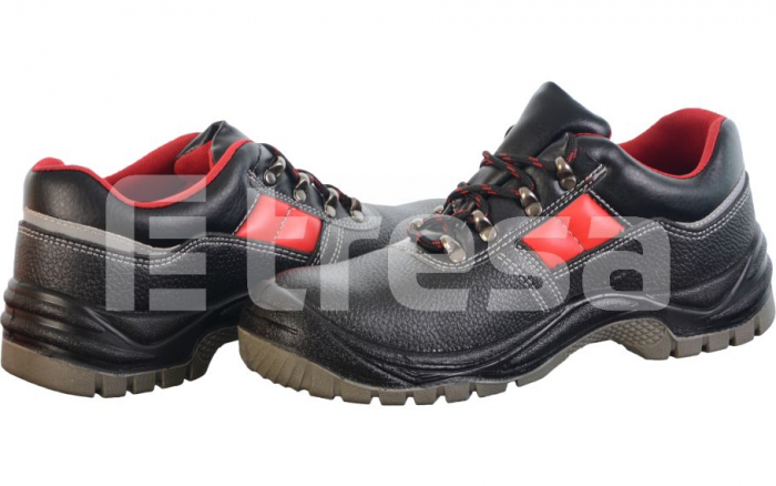 Fridrich S3, pantofi de protectie cu bombeu si lamela, talpa SRC 0