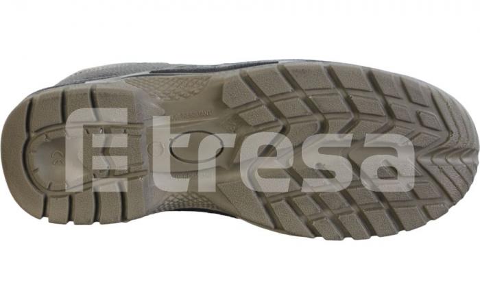 Fridrich S3, pantofi de protectie cu bombeu si lamela, talpa SRC 6