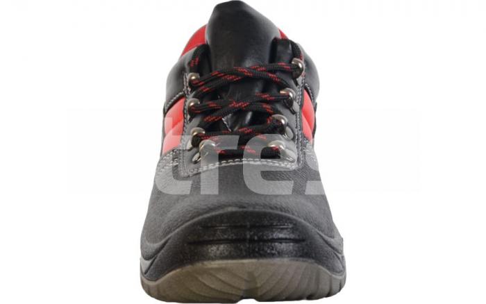 Fridrich S3, pantofi de protectie cu bombeu si lamela, talpa SRC 3