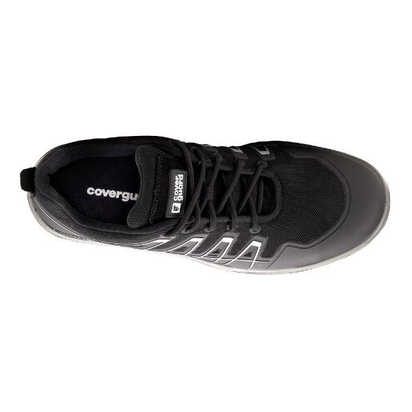 SCHORL S3, Pantofi de protectie cu bombeu compozit, lamela antiperforatie textila si fete hidrofobizate, Talpa SRC [2]