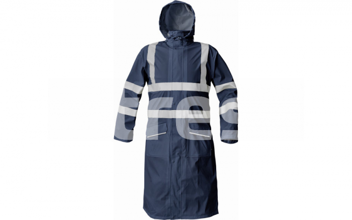 SIRET HV, haina de ploaie reflectorizanta 1