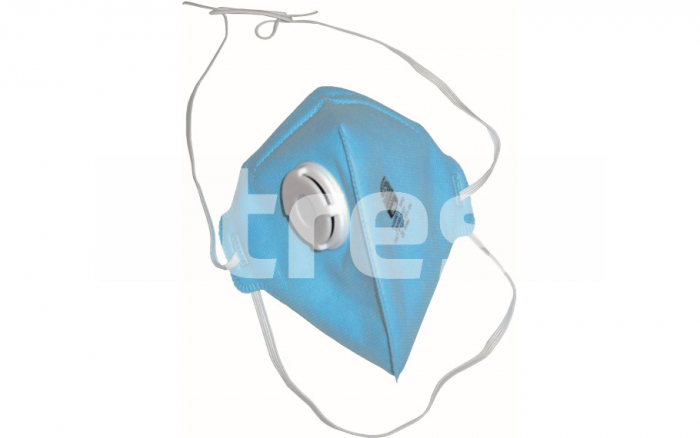 SPIROTEK SH3200V, semimasca de protectie cu supapa [0]