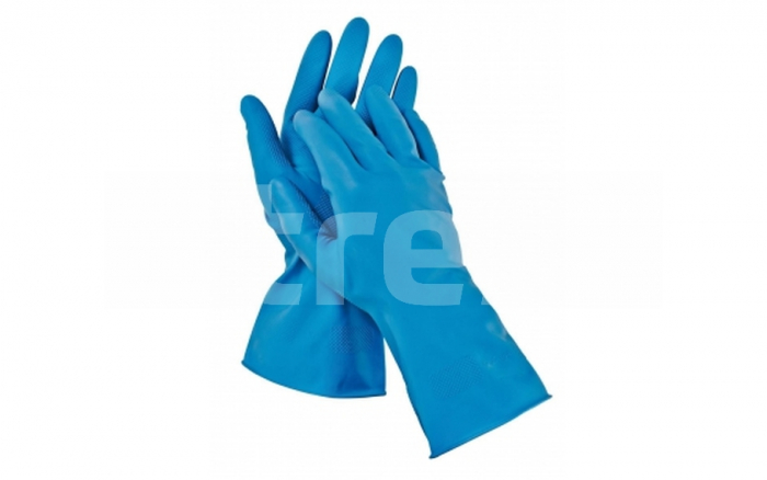STARLING BLUE, manusi de protectie din Latex 0