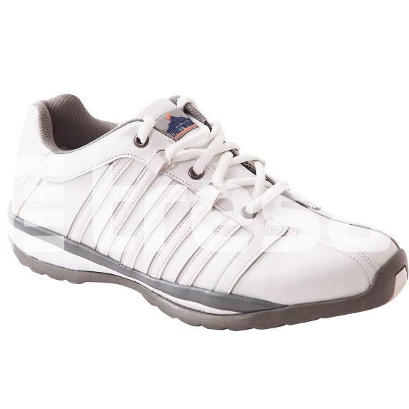 STEELITE ARX S1P, Pantof de protectie cu bombeu, lamela antiperforatie, talpa HRO 1