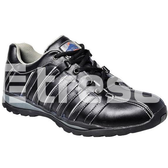 STEELITE ARX S1P, Pantof de protectie cu bombeu, lamela antiperforatie, talpa HRO 0
