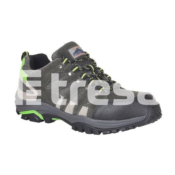 STEELITE LOIRE S1P, Pantofi de protectie cu bombeu, lamela antiperforatie, talpa HRO 0