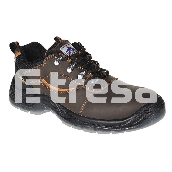 STEELITE MUSTANG S3, Pantof de protectie cu bombeu, lamela antiperforatie, fete hidrofobizate 0