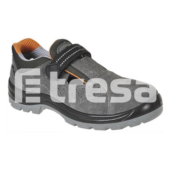 STEELITE OBRA S1, Sandale de protectie cu bombeu, talpa SRC 1