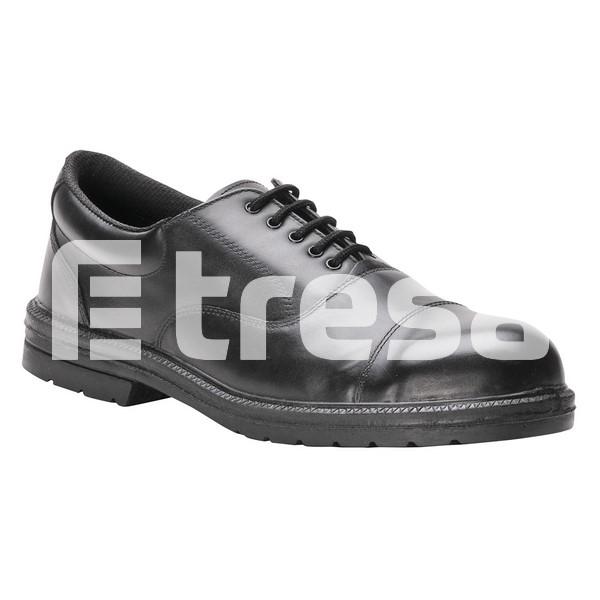 STEELITE OXFORD EXECUTIVE S1P,  Pantofi de protectie cu bombeu, lamela antiperforatie 0