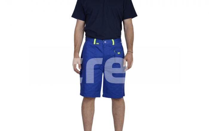 TONGA, Pantaloni scurti din bumbac si poliester 0