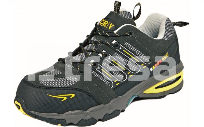 TOOLIK S1P, pantofi de protectie cu bombeu compozit si lamela 0