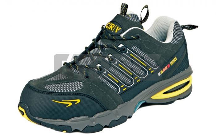 TOOLIK S1P, pantofi de protectie cu bombeu compozit si lamela 2