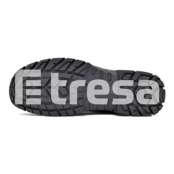TRASIMENO S1P, Pantofi de protectie cu bombeu si lamela antiperforatie, talpa SRC 1