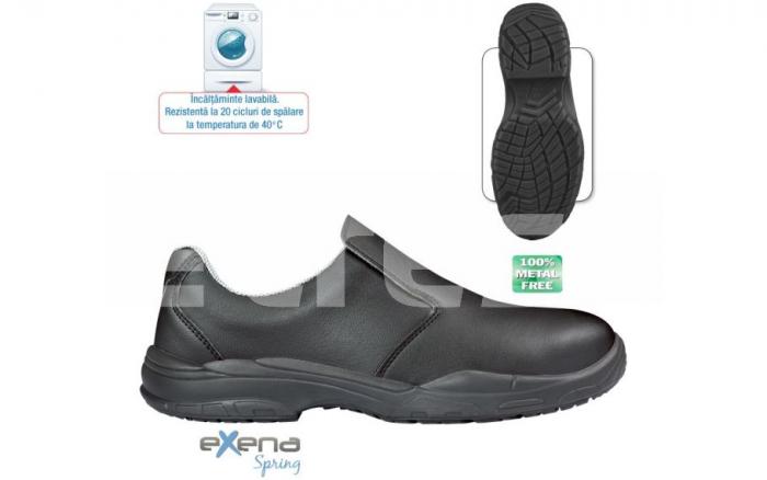 Tulip S1 SRC, pantofi de protectie din microfibra cu bombeu compozit 0