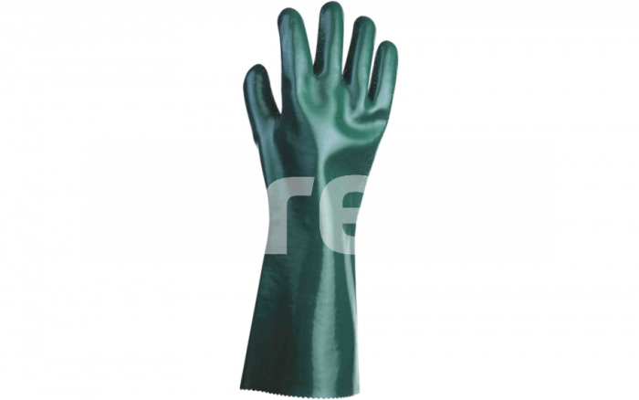 UNIVERSAL, manusi de protectie antichimica imersate in PVC/Nitril 0