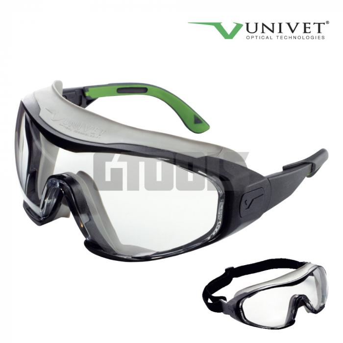 Univet 2685, Ochelari De Protectie De Tip Goggle 1