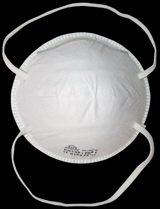 HGT, Masca de praf de unica folosinta FFP1, Punga 10 Bucati 0