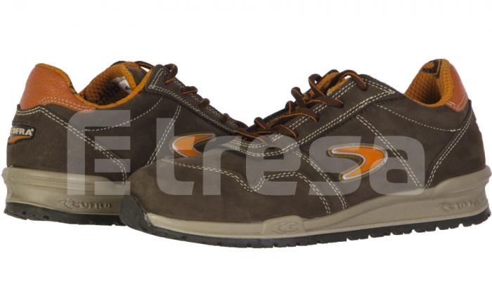 Yashin S3 SRC, pantofi de protectie cu bombeu aluminiu, lamela antiperforatie, fete hidrofobizate 0