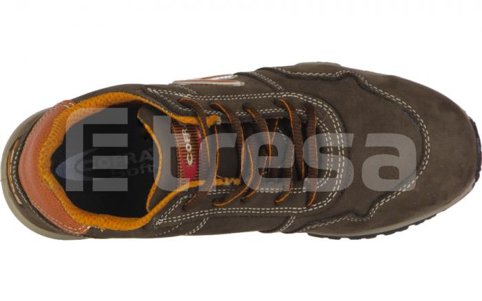 Yashin S3 SRC, pantofi de protectie cu bombeu aluminiu, lamela antiperforatie, fete hidrofobizate 5