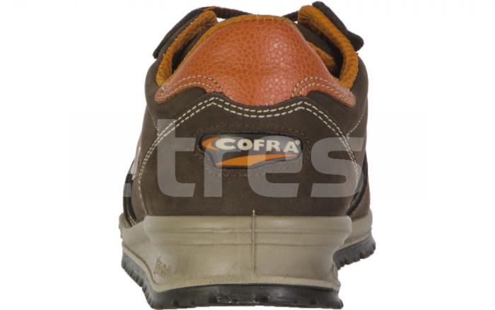 Yashin S3 SRC, pantofi de protectie cu bombeu aluminiu, lamela antiperforatie, fete hidrofobizate 4