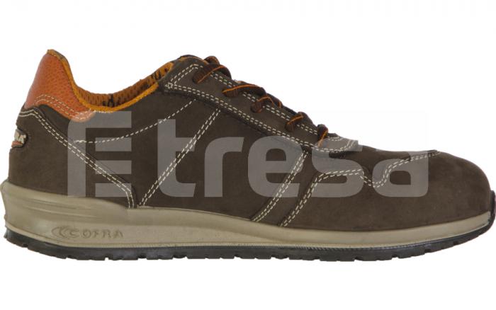 Yashin S3 SRC, pantofi de protectie cu bombeu aluminiu, lamela antiperforatie, fete hidrofobizate 2