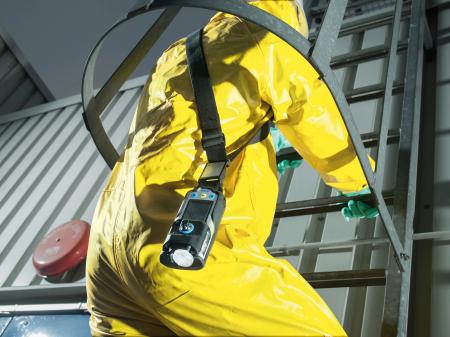 Dräger SPC 2400 PVC, Combinezon antichimic din PVC2