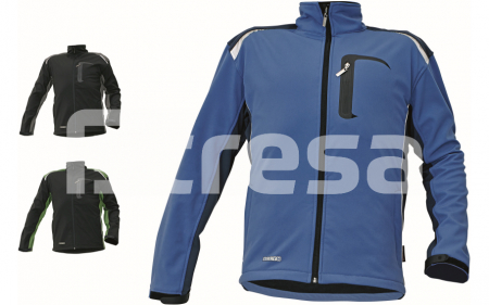 ALLYN, jacheta softshell0