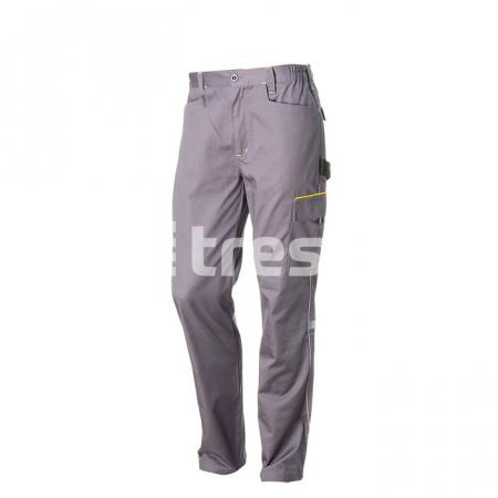 ANDURA, Pantalon standard din poliester si bumbac [0]