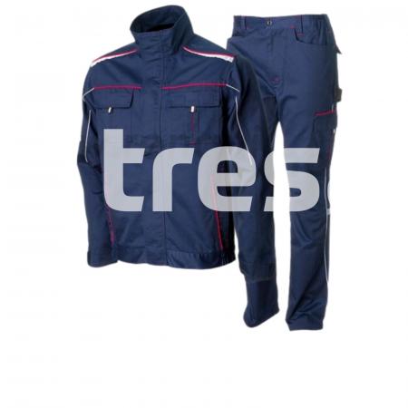 ANDURA PS, Costum cu jacheta + pantaloni standard din poliester si bumbac [0]