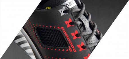 ARCASIO 732 613060 S1 P SRC ESD, Pantofi de protectie cu bombeu din otel, lamela antiperforatie, talpa SRC, protectie descarcari electrostatice ESD [3]