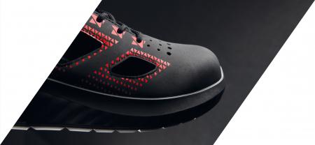 ARDESIO 731 613060 S1 SRC ESD, Pantofi de protectie cu bombeu din otel, talpa SRC, protectie descarcari electrostatice ESD [1]