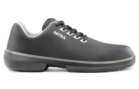 AREZZO 830 671460 S3 SRC, Pantofi de protectie cu bombeu compozit, lamela antiperforatie si fete hidrofobizate, talpa SRC [0]