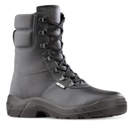 ARIZONA 961 6060 S3 SRC, Pantofi de protectie cu bombeu de otel, lamela antiperforatie si fete hidrofobizate, talpa SRC, marimea 350