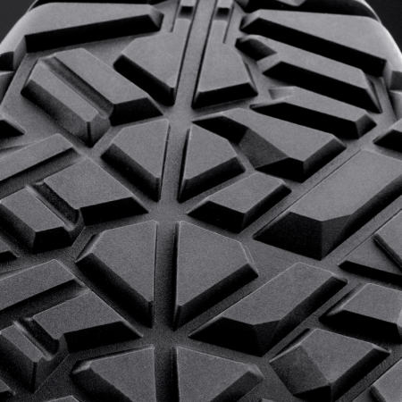 ARIZONA 961 6060 S3 SRC, Pantofi de protectie cu bombeu de otel, lamela antiperforatie si fete hidrofobizate, talpa SRC, marimea 353