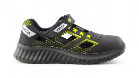 ARSO 701 618060 S1 P SRC ESD, Sandale de protectie cu bombeu din otel si lamela antiperforatie, talpa SRC, protectie descarcari electrostatice ESD [0]