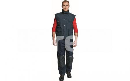 BEAVER, vesta termoizolata [1]