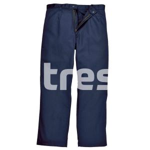 BIZWELD, Pantaloni de protectie pentru sudura din bumbac0