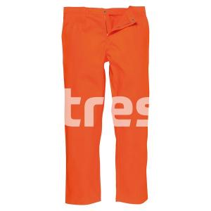 BIZWELD, Pantaloni de protectie pentru sudura din bumbac2