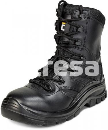 Black Knight Boot O2, cizme de lucru cu fete hidrofobizate, talpa rezistenta la uleiuri/carburanti [0]