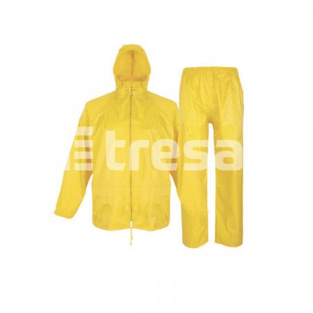 BONN, Costum de ploaie din poliester si PVC [1]