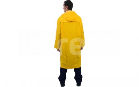 CETUS ECO, haina de ploaie cu gluga2