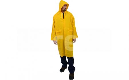 CETUS ECO, haina de ploaie cu gluga3