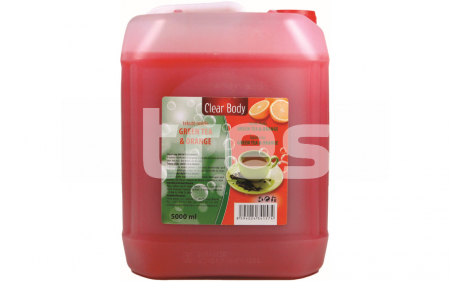 CLEAR BODY, sapun lichid 5 l0