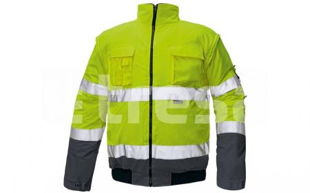 CLOVELLY, jacheta de iarna reflectorizanta, 2 in 16