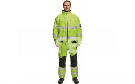 CLOVELLY, jacheta de iarna reflectorizanta, 2 in 12