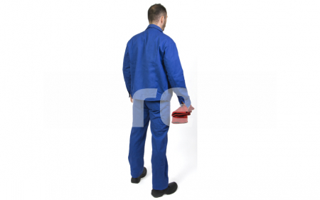MEX, Costum salopeta cu pieptar din bumbac3