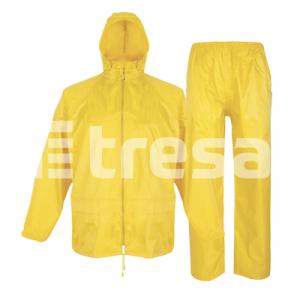 BONN, Costum de ploaie din poliester si PVC0