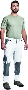 CREMORNE, Pantaloni de lucru din bumbac si poliester9