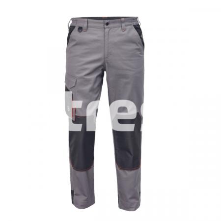CREMORNE, Pantaloni de lucru din bumbac si poliester [2]